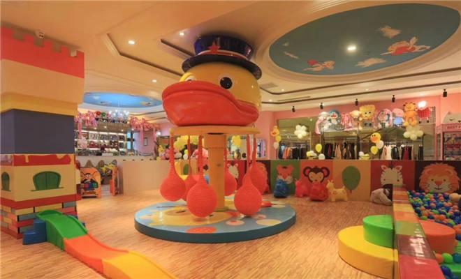 奇樂尼兒童樂園市場前景廣闊,創業更具優勢