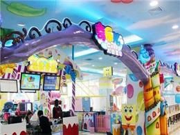 不想打工其實不難,加盟奇樂尼兒童樂園自己做老板!