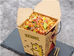 怪獸炒飯口感別具一格,無數消費者青睞的美食選擇!