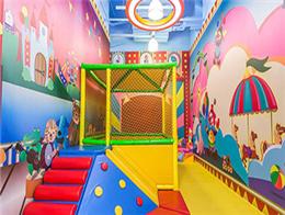 儿童乐园运营投资带领投资者创造好事业
