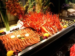 自助餐行情好,海鮮時間自助餐廳讓投資者安心賺錢
