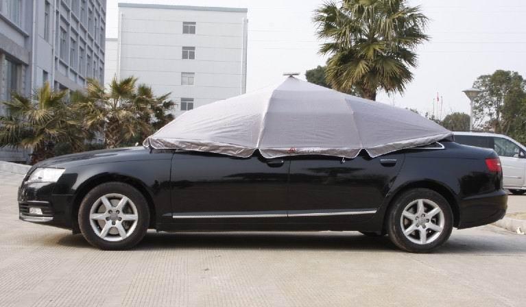 汽车太阳能遥控遮阳伞全国招商加盟
