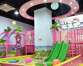 开心玩国儿童主题乐园加盟