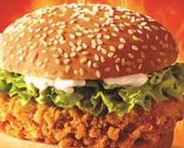 比克利汉堡快餐加盟