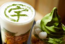 清水宇治抹茶甜品加盟