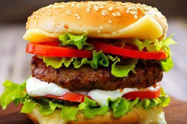 大堡當家漢堡加盟