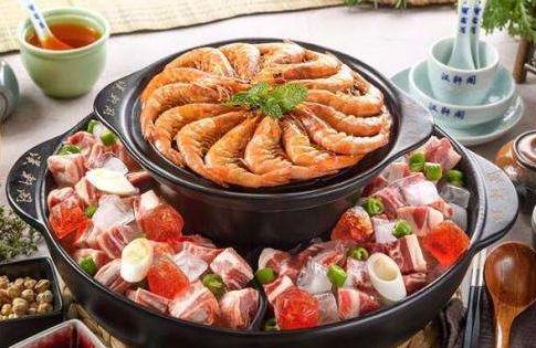 漢軒閣冰煮三鮮火鍋加盟