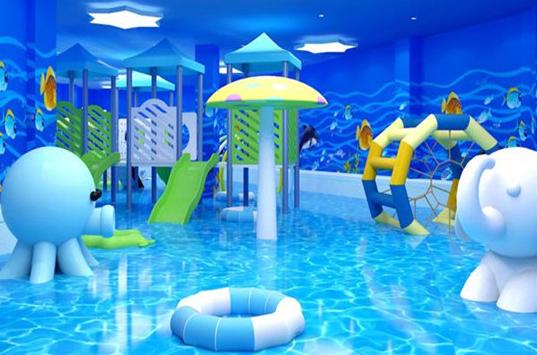 愉悅寶貝水育樂園加盟