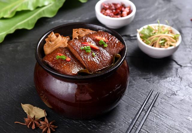 古色傅香瓦罐煨肉煨湯加盟