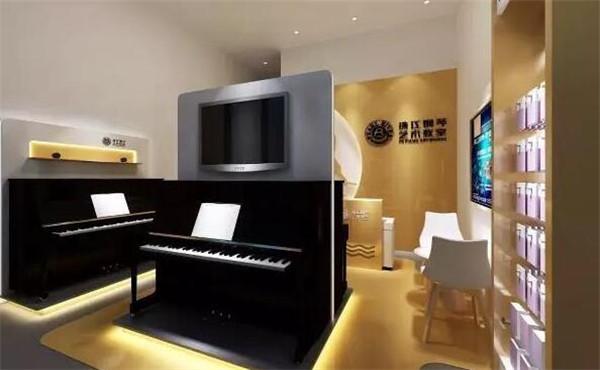 珠江钢琴艺术教室教育加盟