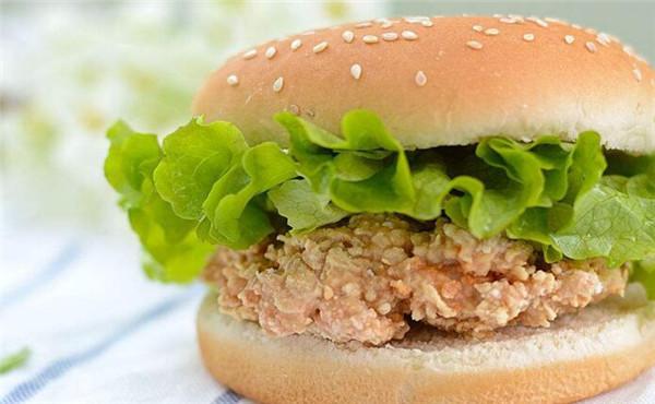 卡乐滋汉堡炸鸡加盟