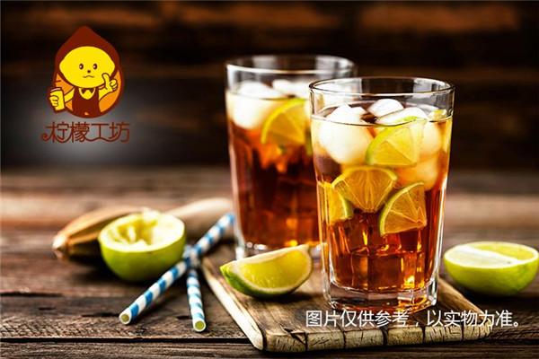 柠檬工坊茶饮